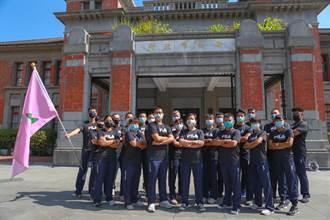 全運會新竹市代表隊出征 水域項目率先奪牌