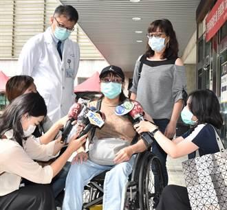 城中城大火「媽媽不見了」她感謝醫院幫忙找回母親