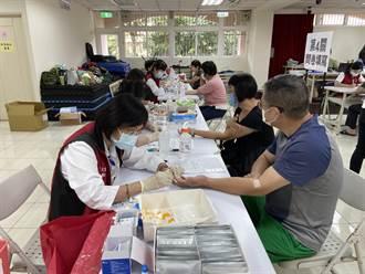 萬華血清抗體服務計畫 首場參與率78%