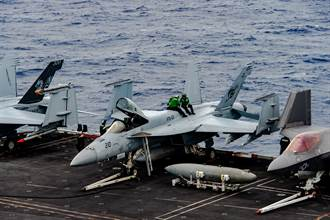 美海軍「不需要」超級大黃蜂 上將重話警告:無法忍受