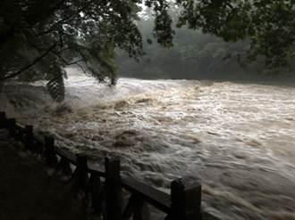 雙溪虎豹潭暴漲多人失蹤 專家提醒落水這樣做