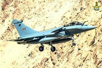 買了飆風 為何印度仍打不過大陸空軍?
