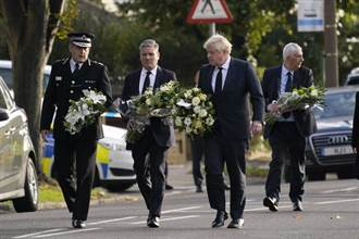 英跨黨派領袖向遇刺議員致哀 籲加強民代維安