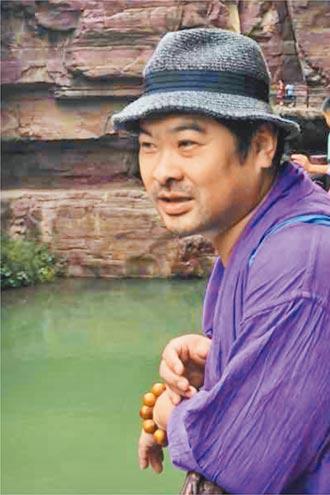 吳英杰創作 以山水、工筆花鳥為重心