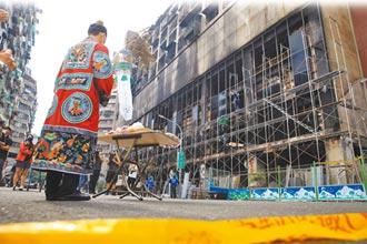 城中城惡火燒出危樓 老舊、未設管委會大盤點 全台高風險大樓8506棟