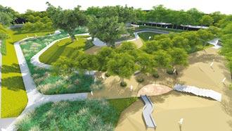 壽德公園建滯洪池 水利局:完工後會更好