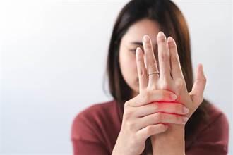 老是關節紅腫痛又疲倦 醫:這病常要7-10年才確診