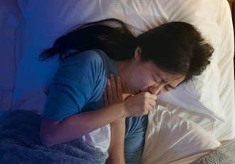 一躺下就咳到喘不過氣 恐是心臟衰竭 這些人最危險