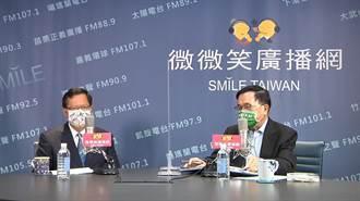 接受陳水扁專訪 鄭文燦談2024:有機會3黨角逐