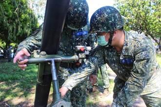 強化後備戰力 陸軍步兵101旅明年7月復編