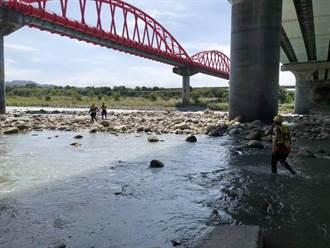 后豐大橋男墜橋 躺10米深河床慘死