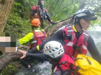 「找到時全身只剩襪子」 消防員落淚脫上衣包起11歲男童