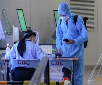 前疾管局長呼籲 邊境開放要靠採驗不是靠疫苗