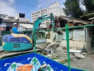台南新營第二市場明年底前全部拆除 擬建複合商場或住商大樓