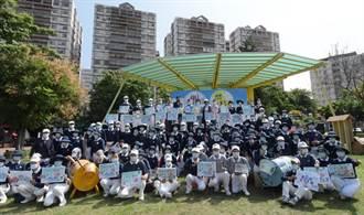 彰縣府攜手慈濟推動減塑同盟 結合超商再循環利用1萬2千個購物袋