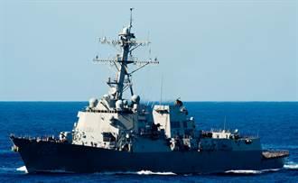 美軍證實 美國與加拿大軍艦在周四通過台海