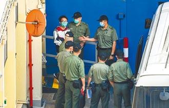 香港7名民主派人士 被判入獄