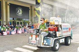 彰化縣表揚30名模範清潔人員