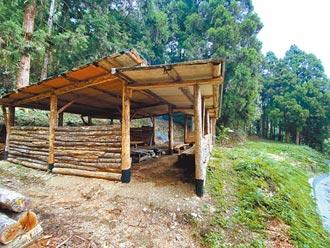 南投雙龍林道建布農獵寮 將開放體驗