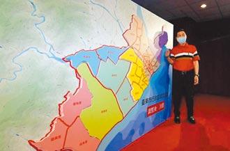 台東市38里719鄰 新行政區域實施