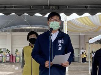城中城大火仍有14名重症病患 陳其邁曝最新傷勢