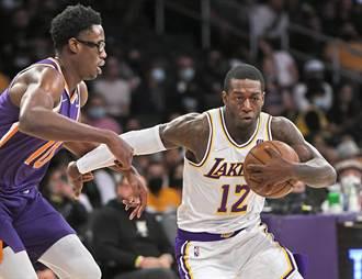 NBA》新球季還沒打 湖人開幕戰面臨5人缺陣危機