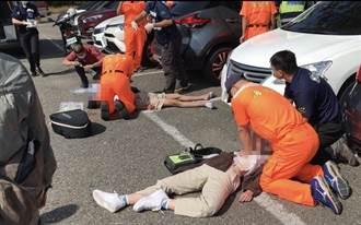 與同校男師昏迷車內身亡 嘉義女高中生相驗死因不明將解剖