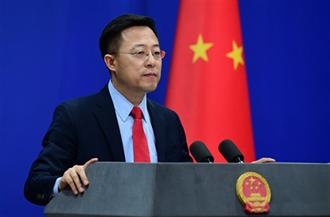 美加軍艦過航台灣海峽 陸外交部:堅決反制一切威脅挑釁