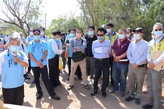 金門縣議會下鄉考察 鎖定發燒議題5大工程
