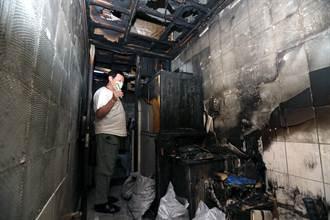 無垢舞蹈劇場辦公室遇火劫 文化部啟動急難補助機制