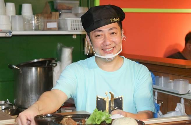 要月收70萬才能打平 艾成餐廳西門創始店撐不住爆收攤