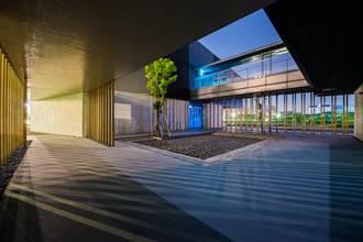 桃園橫山書法藝術館22日開幕 5天戶外展演不斷電