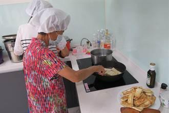 彰化社頭第一社福大樓將開幕 「魔法廚房」讓長輩展廚藝