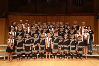 政大將與原聲童聲合唱團辦音樂會 為南島研究募資