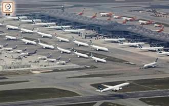 國泰航空前9個月載客量年挫89% 來港客運需求仍疲弱