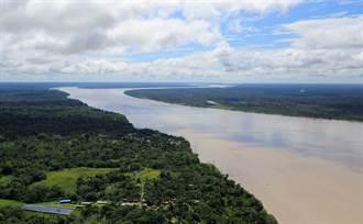 氣候變化加劇亞馬遜河水鹽化 影響居民用水