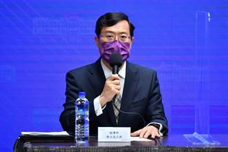 陳正祺:今年1-8月台灣對新南向國家投資53.5億美元 大幅成長
