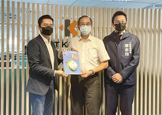 秀泰高雄開商場影城 捐3000個火災警報器