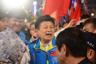 傅崐萁批政府窮兵黷武 質疑民進黨黨綱建立台灣共和國是詐騙