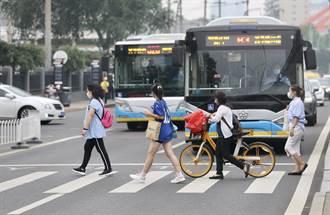 北京豐台區人員非必要不出京 地鐵和公車滿載率均調為75%