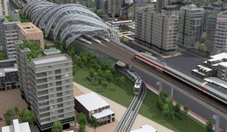 彰化鐵路高架化過關 拚2023年動工、2033年完工