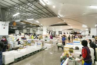 北市一果、萬大魚類批發市場改建案 再加23.2億
