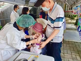 台南第12輪疫苗第一階段接種18萬劑 加開7大型接種站