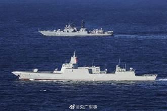 首上頭一回 俄羅斯與大陸聯合艦隊穿越日本輕津海峽