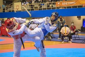 全運會》東奧國手跆拳道劉威廷奪金 正式宣告退役轉戰教練