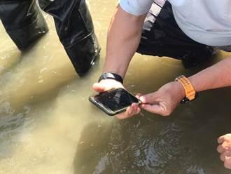 為撿手機溺斃 成大研究生托夢 救難協會代尋回手機