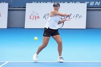 全運會》網球女單新北李家姊妹 提前預約「金包銀」