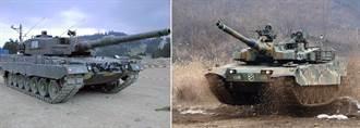 挪威替換新戰車 將在德國與韓國兩者選擇