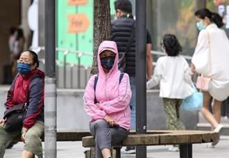 周四變天 東北風雨勢再起 北台灣周末又濕又涼