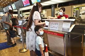 防疫再鬆綁 5機場往離島旅客20日起免篩檢